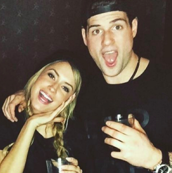 Jamie Benn's Girlfriend Katie Hoaldridge