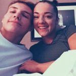 Maggie Nichols' Boyfriend Anton Stephenson-Instagram