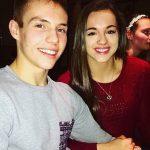 Maggie Nichols' Boyfriend Anton Stephenson - Instagram