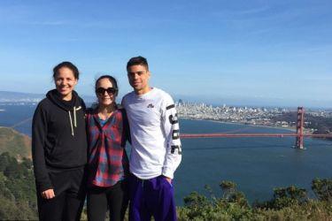 Matthew Centrowitz's sisters - Instagram