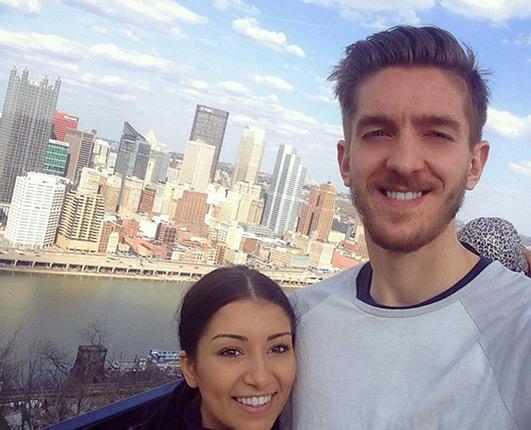 Matthew Murray S Girlfriend Christina Sirignano