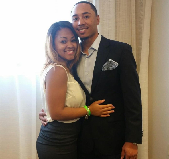 Mookie Betts' Girlfriend Brianna Hammonds