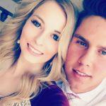 Mykayla Skinner's Boyfriend Crew Mitchell-Instagram