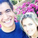 Nathan Adrian's Girlfriend Hallie Ivester - Twitter