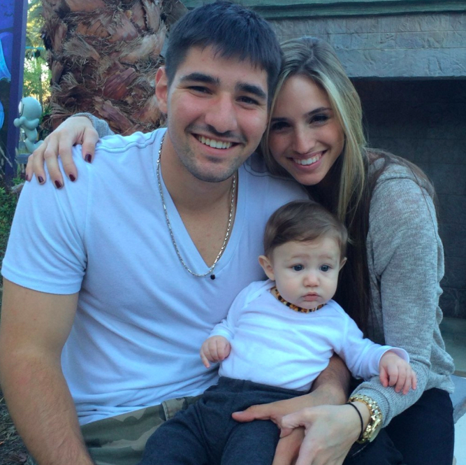 Nick Castellanos' Wife Vanessa Castellanos