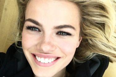 Rob Gronkowski's Girlfriend Hailey Clauson- Instagram