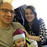 Brad Guzan Wife and Son