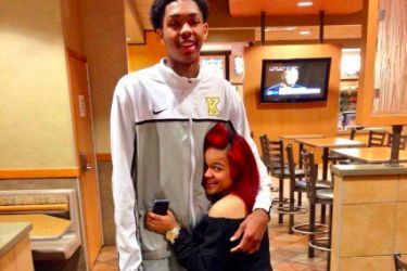 Brandon Ingram's girlfriend Tiffany- Twitter