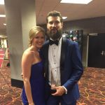Brent Burns' wife Susan Burns- Twitter