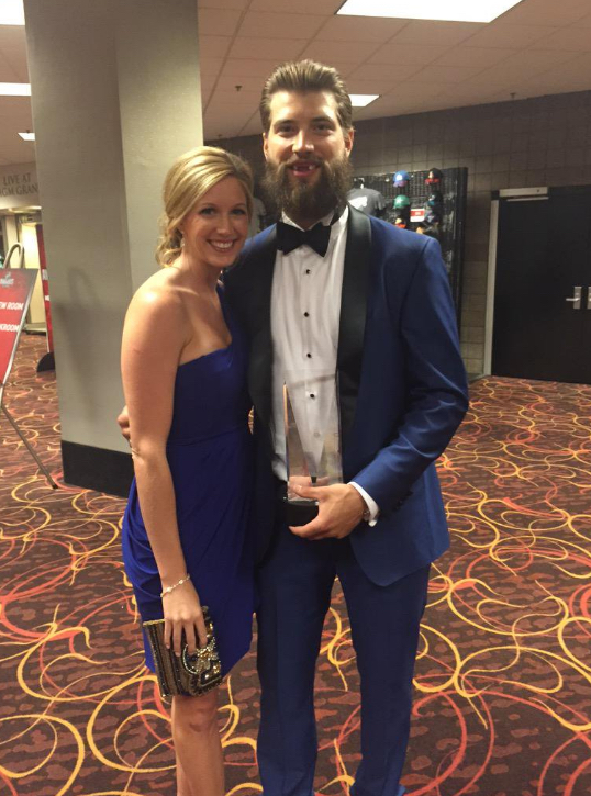 Brent Burns' Wife Susan Burns