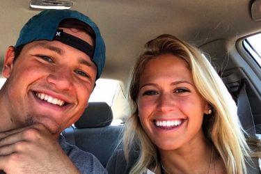Christian Hackenberg's Girlfriend Tatum Coffey- Instagram