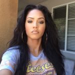 DeAndre Yedlin's Girlfriend Tristin Mays-Instagram