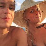 Elizabeth Beisel's Boyfriend Nick Alexiou- Instagram