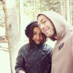 Isaac Caldiero's Girlfriend Laura Kisana- Instagram