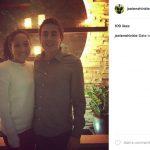 Jaelene Hinkle's Boyfriend John - Instagram