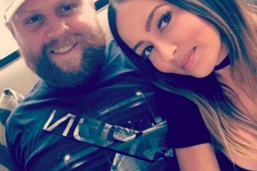 Phil Kessel's Girlfriend Sandra Pereira -Instagram