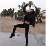 Randall Cunningham's daughter Vashti Cunningham - Instagram
