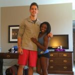 This is not Simone Biles Boyfriend -Instagram