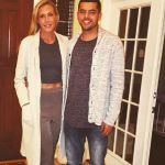 Allie Long's Boyfriend Jose Batista-Instagram
