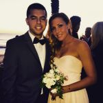 Allie Long's Boyfriend Jose Batista -Instagram