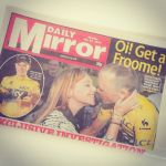 Chris Froome's wife Michelle Froome- Instagram