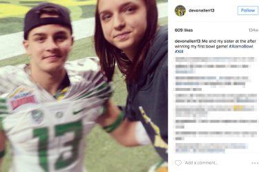 Devon Allen's Sister Carissa Allen - Instagram