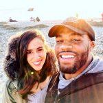 Jordan Burroughs' Wife Lauren Burroughs-Instagram