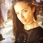 Julian Edelman's girlfriend Adriana Lima-Instagram