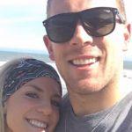 Julie Johnston's Boyfriend Zach Ertz-Instagram