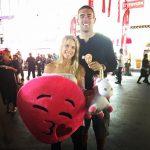 Julie Johnston's Boyfriend Zach Ertz -Instagram