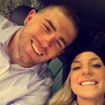 Julie Johnston's Boyfriend Zach Ertz - Instagram
