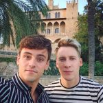 Tom Daley's Boyfriend Dustin Lance Black  - Instagram