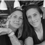 Ali Krieger's girlfriend Ashlyn Harris- Instagram
