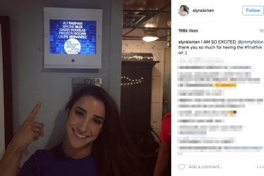 Aly Raisman's Boyfriend Colton Underwood -Instagram