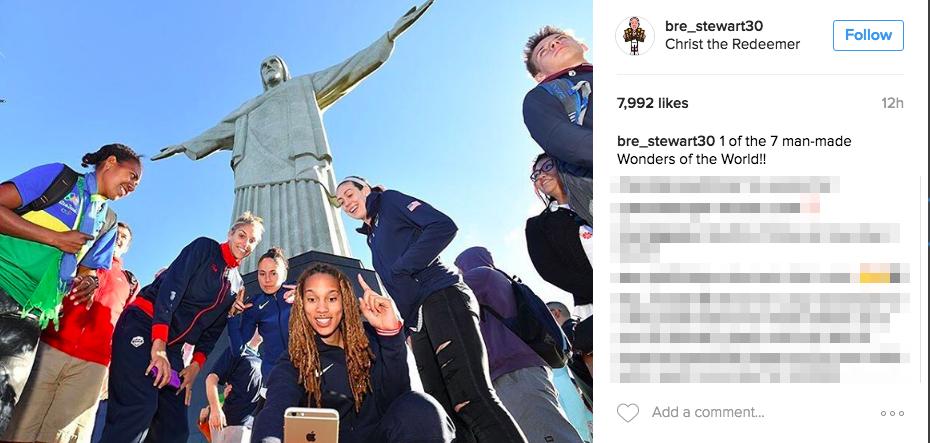 Breanna Stewart's Boyfriend JayVaughn Pinkston?