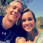 Caeleb Dressel's girlfriend Meghan Haila