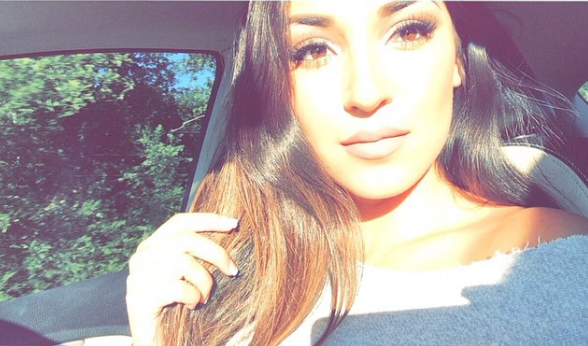 Dak Prescott's girlfriend Kayla Puzas- Instagram