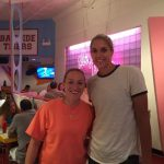 Elena Delle Donne's girlfriend Amanda Clifton -Instagram