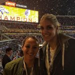 Elena Delle Donne's girlfriend Amanda Clifton- Instagram
