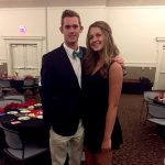 Gunnar Bentz's Girlfriend Kendall Kazor - Instagram