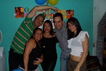 Hector Rondon's Wife Keilin Rondon- Facebook