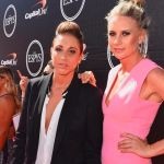 Is Diana Taurasi's girlfriend Penny Taylor - Instagram