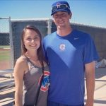 Kyle Hendricks' Girlfriend Emma Cain- Twitter