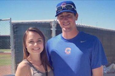 Kyle Hendricks' Girlfriend Emma Cain- Twitter