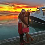 LeSean McCoy's Girlfriend Delicia Cordon-Instagram