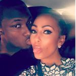 LeSean McCoy's Girlfriend Delicia Cordon - Instagram