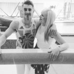 Max Whitlock's Girlfriend Leah Hickton -Instagram