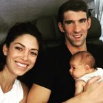 Michael Phelps' wife Nicole Michele Johnson -Instagram