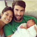 Michael Phelps' wife Nicole Michele Johnson - Instagram