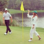 Mike Weir's Girlfriend Michelle Money - Instagram